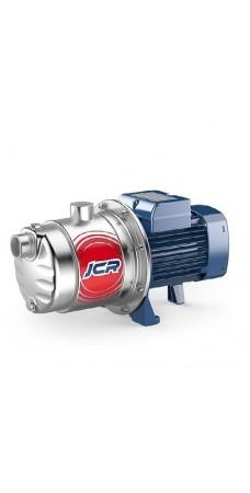 Насос Pedrollo JCRm 1A поверхностный самовсасывающий, рабочее колесо из нержавейки, корпус из нержавейки, 0,55 кВт, глубина всасывания до 9 м, напор до 48 м, до 3,6 куб.м/час