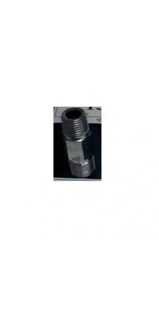 Фитинг ниппель Installine NP 2P для обратного осмоса, фильтра, коннектор прямой 1/4 резьба наружная