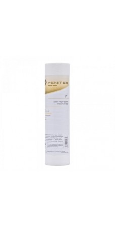 Картридж фильтра для воды Pentek P 1, 10-ти дюймовый, 1 мкм, полипропиленовое волокно