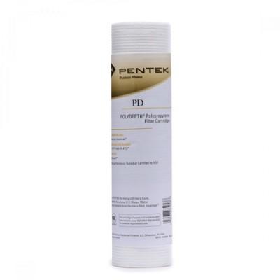 Картридж фильтра для горячей воды Pentek PD 25, 10-ти дюймовый, 25 мкм, полидепт