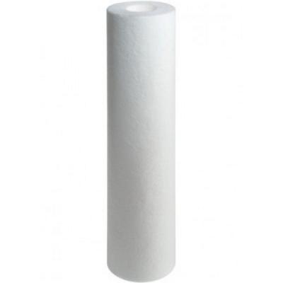 Картридж фильтра для воды Aquilegia PP 1045 20 мкм, 10-ти дюймовый 10 Big Blue, полипропиленовое волокно