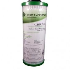Картридж фильтра для воды Pentek CBR2 10, 10-ти дюймовый, 0,5 мкм, активированный уголь, смола