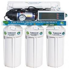Фильтр для воды Bio+ Systems SL 02, Под мойку, 5-ти ступенчатая система обратного осмоса