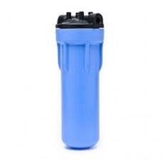 Корпус фильтра для воды Pentek Slim Blue 3G 1/2 MB, Магистральный, 10-ти дюймовый, резьба 1/2 дюйма
