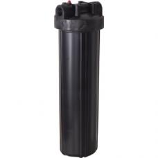 Корпус фильтра для горячей воды Pentek Standart Black 3/4 #20, Магистральный, 20-ти дюймовый, резьба 3/4 дюйма