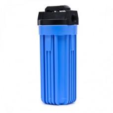 Корпус фильтра для воды Pentek Standart Blue 3/4 #10, Магистральный, 10-ти дюймовый, резьба 3/4 дюйма