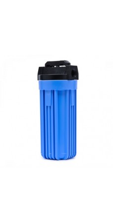 Фильтр для воды Pentek (Pentair) Standard Blue 3/4 #10, Магистральный корпус, колба 10 дюймовый, резьба 3/4 дюйма