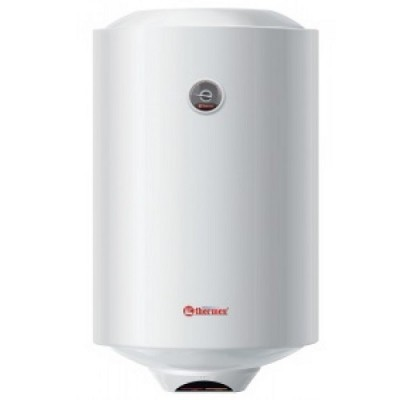Накопительный водонагреватель Thermex ERS 100 V Silverheat, 100 л., 1,5 кВт., биостеклофарфор, серебряный ТЭН, 40-75°С, 6 атм., вертикальный