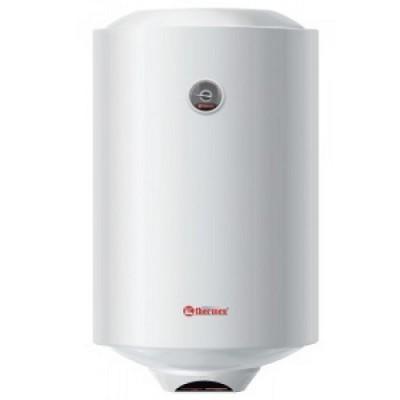 Накопительный водонагреватель Thermex ERS 80 V Silverheat, 80 л., 1,5 кВт., биостеклофарфор, серебряный ТЭН, 40-75°С, 6 атм., вертикальный лет, магниевый анод, внешний регулятор температуры