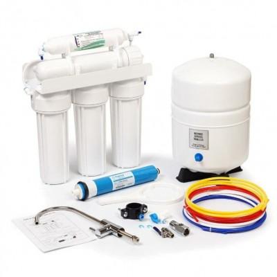 Обратный осмос Organic RO5-2 фильтр система 5-ти пятиступенчатой очистки