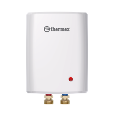 Водонагреватель проточный электрический Thermex Surf Plus 4500, 220 В, 4,5 кВт, 2,6 л/мин, до 60°С, системный